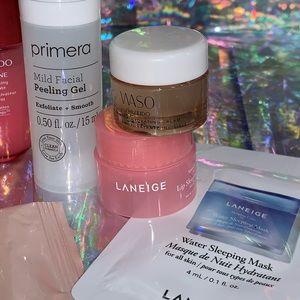 LANEIGE Skincare - NWOB SHISEIDO PRIMERA LANEIGE k beauty j beauty